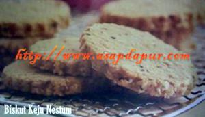 Biskut Keju