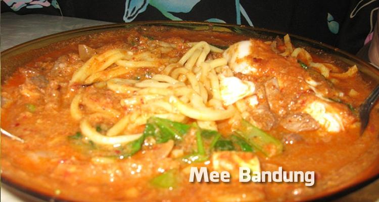 Mee Bandung Muar (resepi asli Muar) – Asap Dapur