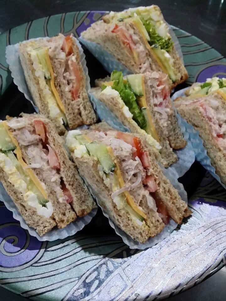 Resepi sandwich